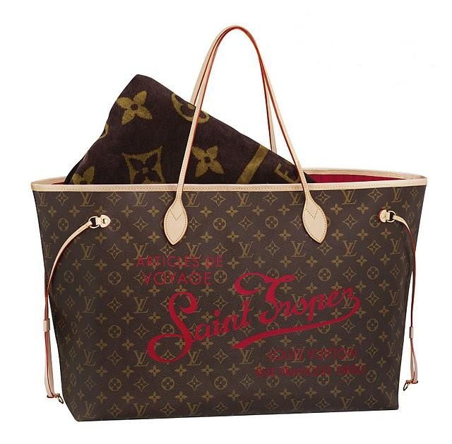 LV Saint Tropez bag